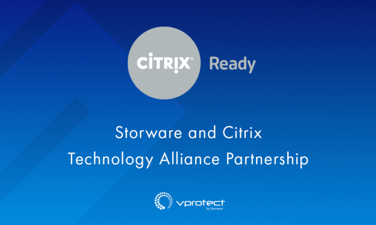 Storware and Citrix technology alliance partnership