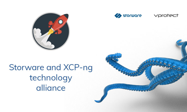 Storware and XCP-ng technology alliance