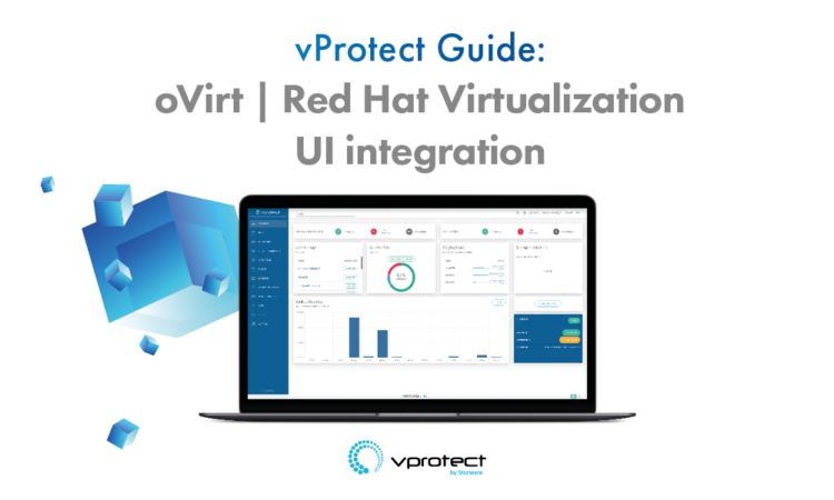 vProtect Guide – oVirt | Red Hat Virtualization UI integration