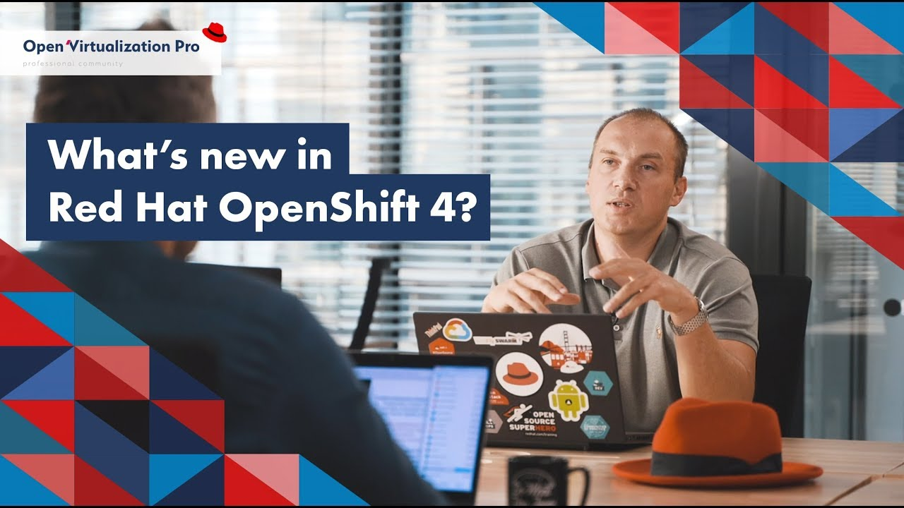 Red Hat OpenShift 4 – what's new?