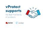 vProtect in the Red Hat Marketplace