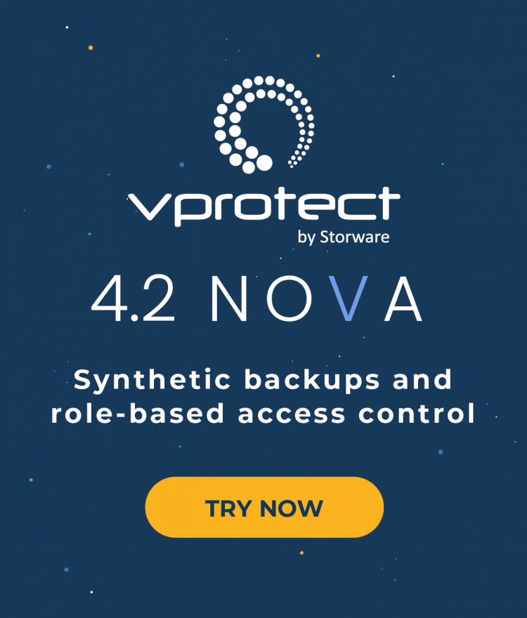 Try Storware vProtect for free