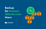 Backup and Restore for Amazon Cloud Services Users