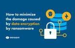 Encrypted Data: How to Reduce the Damage Caused by a Ransomware Attack